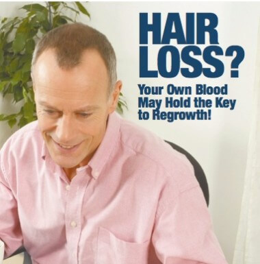 "South Florida Health & Wellness Magazine ""Vampire PRP for Hair Regrowth Treatment"" article features Dr Bauman"