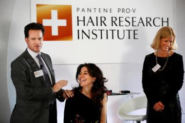 View Pantene Hair Research Institute Photos from meeting in Edinburgh, Scotland