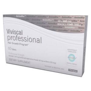 Viviscal Professional is a 100% natural food supplement that is specifically designed to nourish thinning hair.