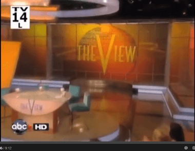 Watch the Video segment of ABC's The View discussing Lasercap and Dr. Bauman featured on NBC Miami Live