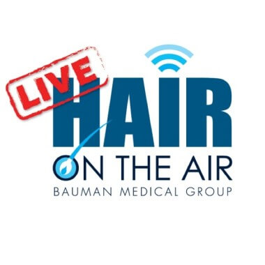 Treating Hair Loss – Inside Cosmetic Surgery Radio Show