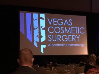 Internationally Recognized Hair Loss Expert Dr. Alan J. Bauman attends Vegas Cosmetic Surgery Show to Advise Fortune 500 Companies